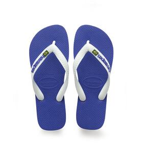 havaianas Brasil Logo Sandały, marine blue